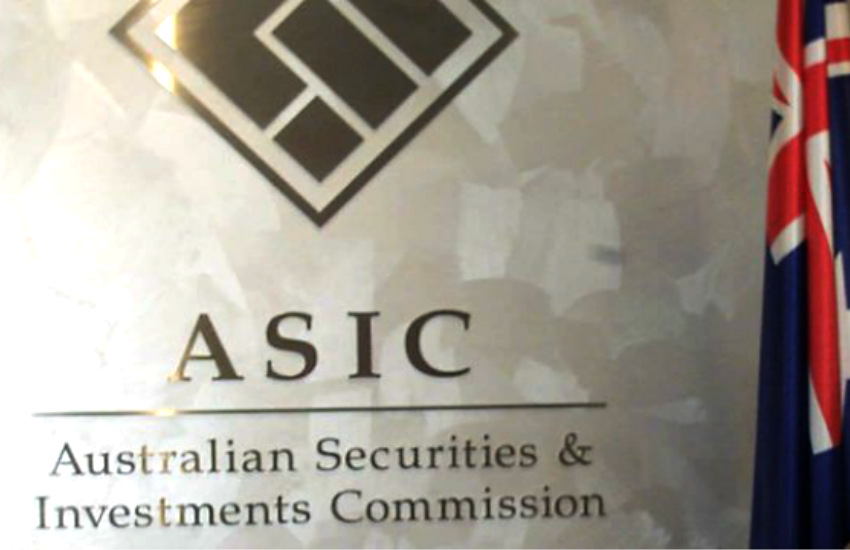 SMSF report, ASIC
