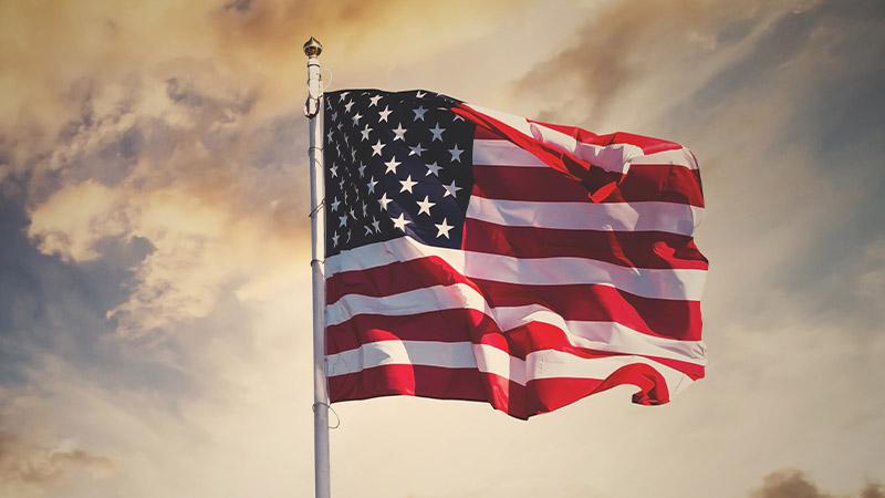 american flag smsf