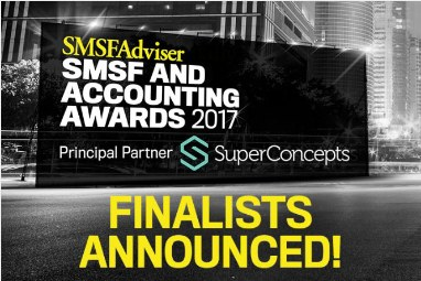 SMSF and Accounting Awards finalists