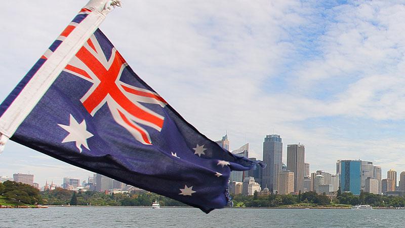 australian flag smsf