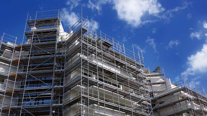 building renovation smsf
