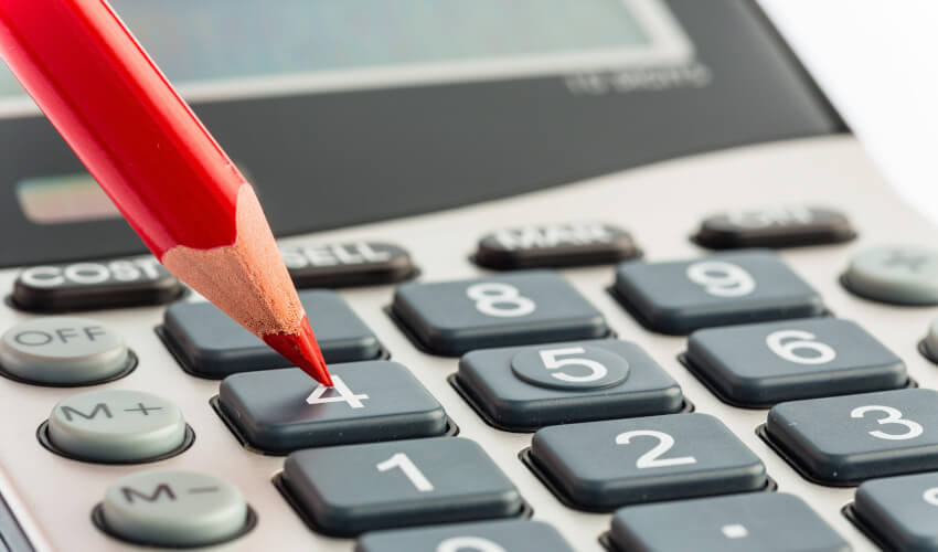 calculator red smsf
