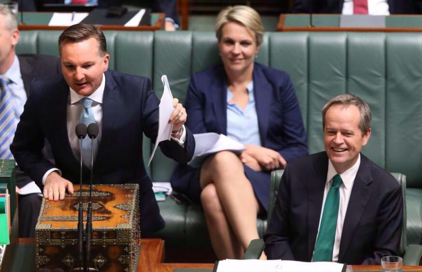 Chris Bowen, Parliament