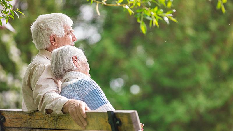 elderly couple smsf