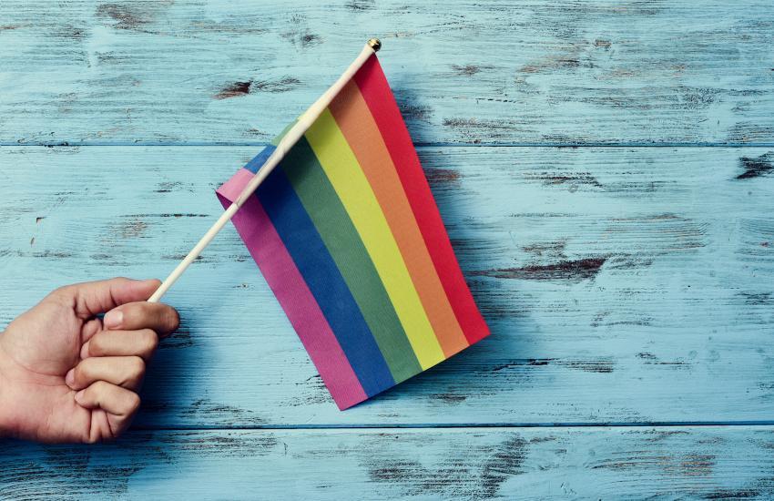 equality rainbow flag smsf