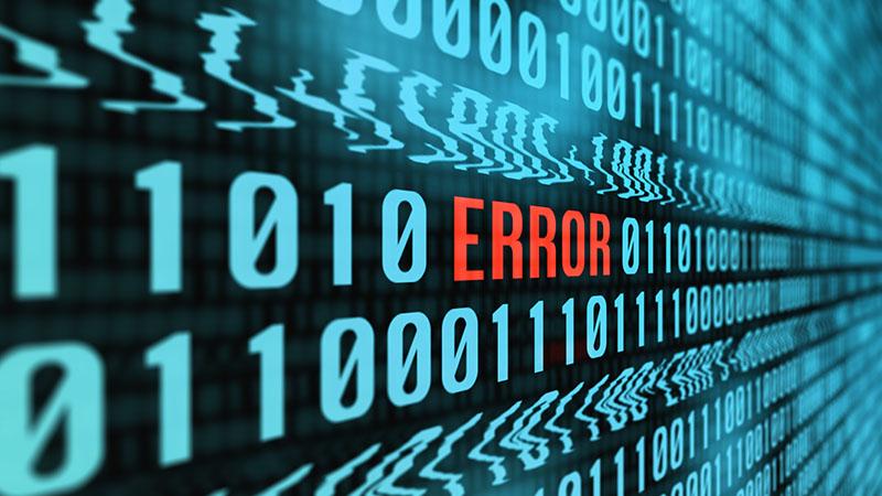 error smsf