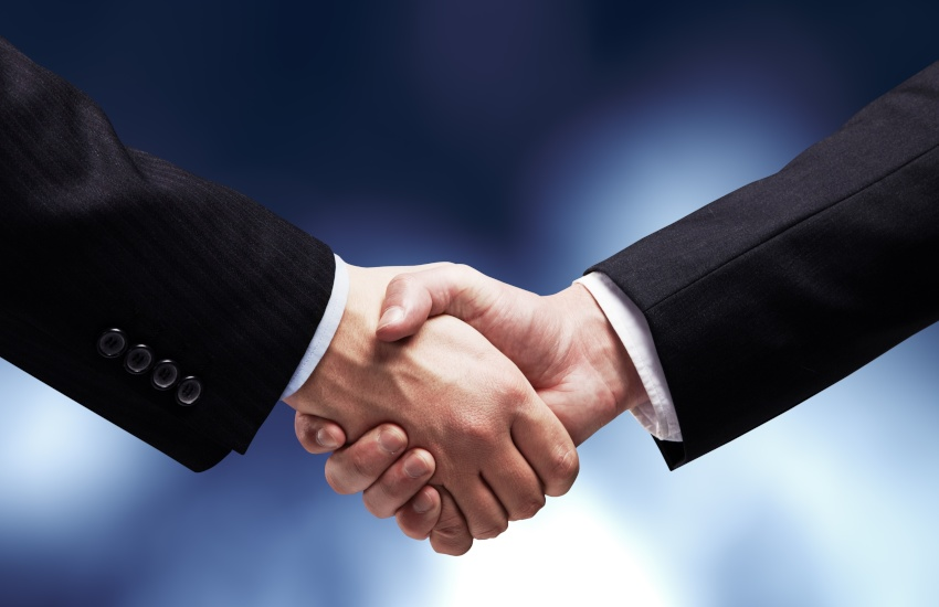 handshake ad big
