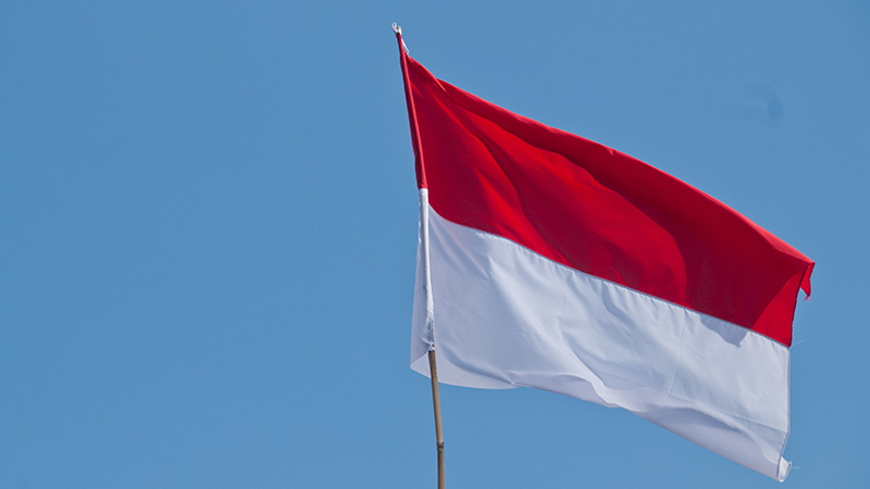 indonesia flag smsf