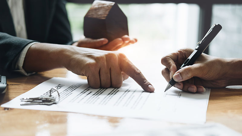 lease contract document sign smsf