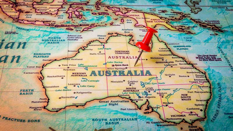 map australia smsf