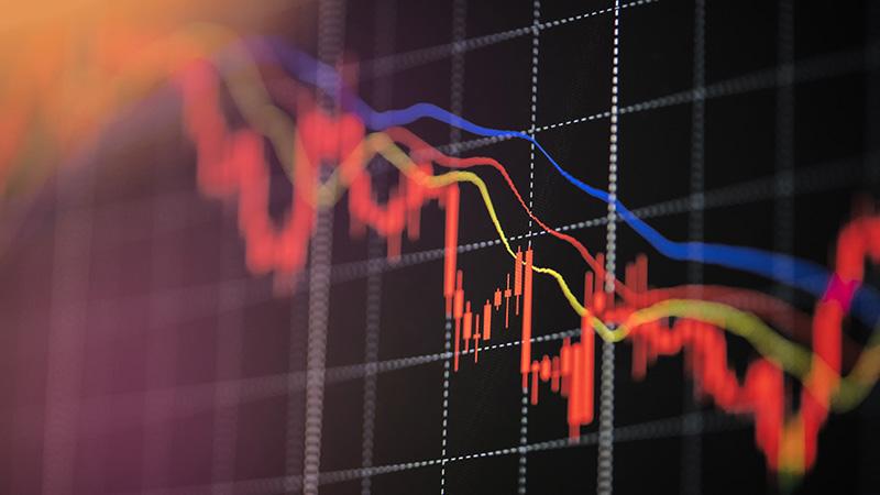 market decline smsf