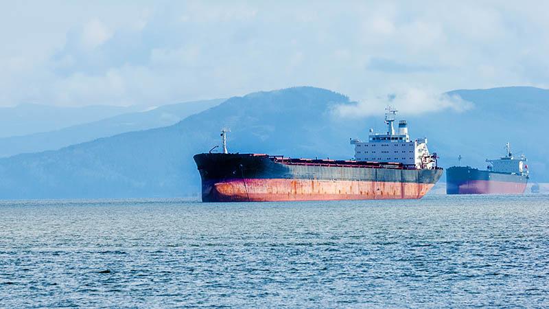 oil tanker smsf