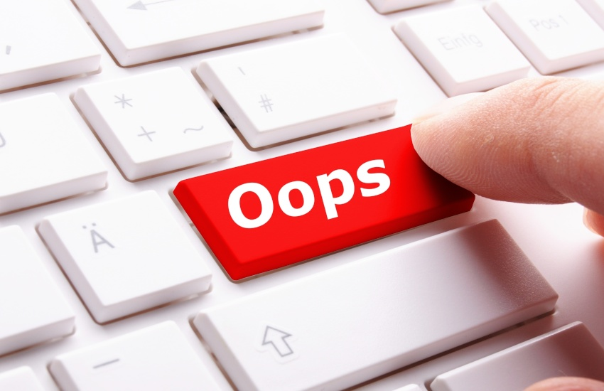 Mistakes, error, SMSF practitioners