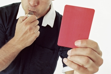 red card, flags SMSF deed updates