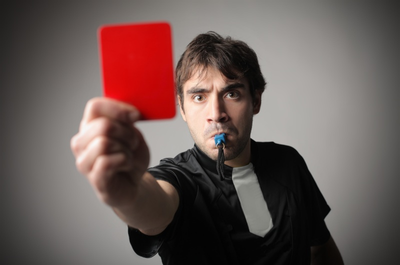 Royal commission, ban, red card, advice fees, flagged down