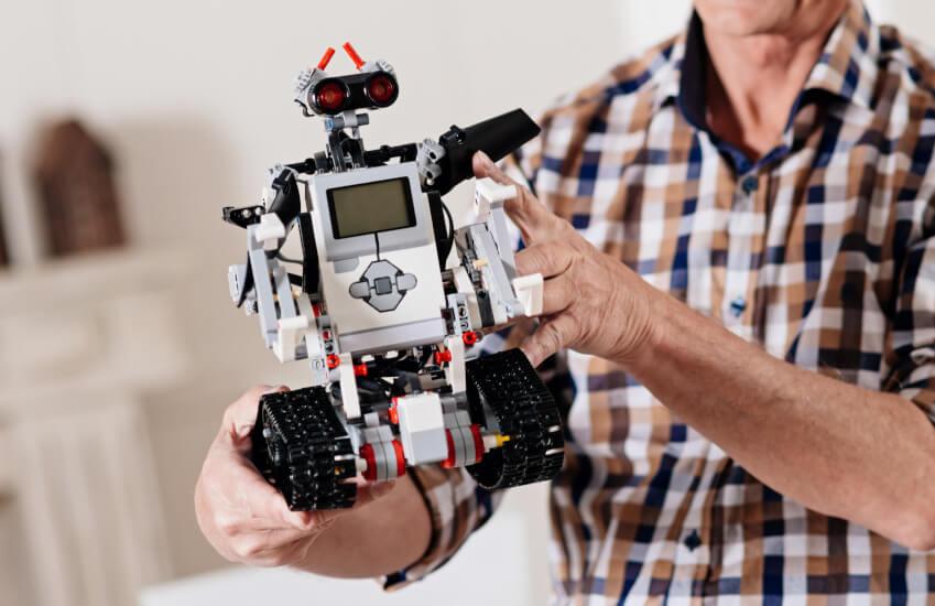 robot smsf