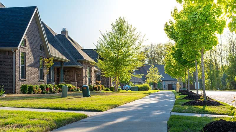 suburban houses smsf