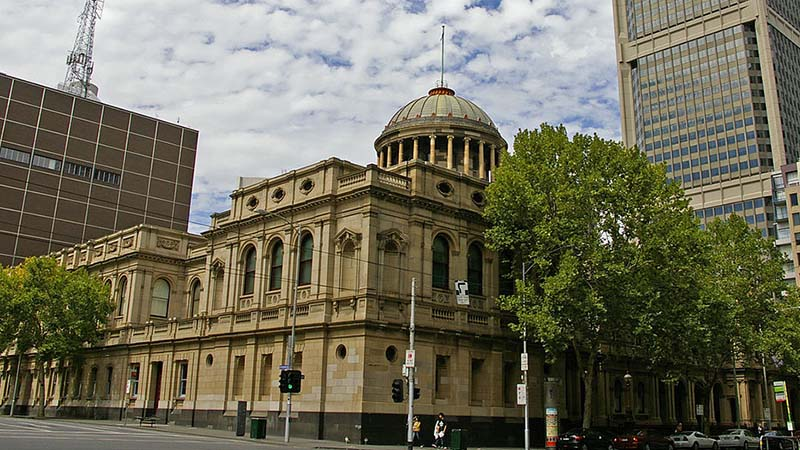 Supreme Court of Victoria building