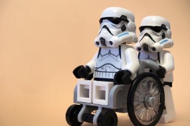 wheelchair 384