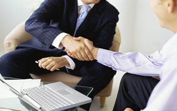 handshake 345x216